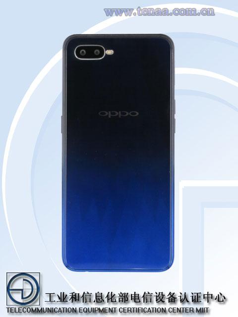 Oppo R17 marca su presencia en TENAA: puede incluir desbloqueo facial o huella digital en pantalla