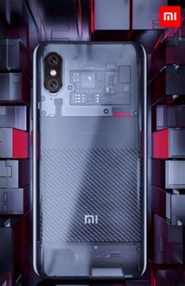 Xiaomi Mi 8 Explorer llegará a las tiendas el 30 de julio: trae un cuerpo transparente de vidrio