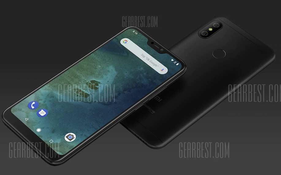 Los precios, especificaciones e imágenes de Xiaomi Mi A2 Lite se filtraron antes del lanzamiento