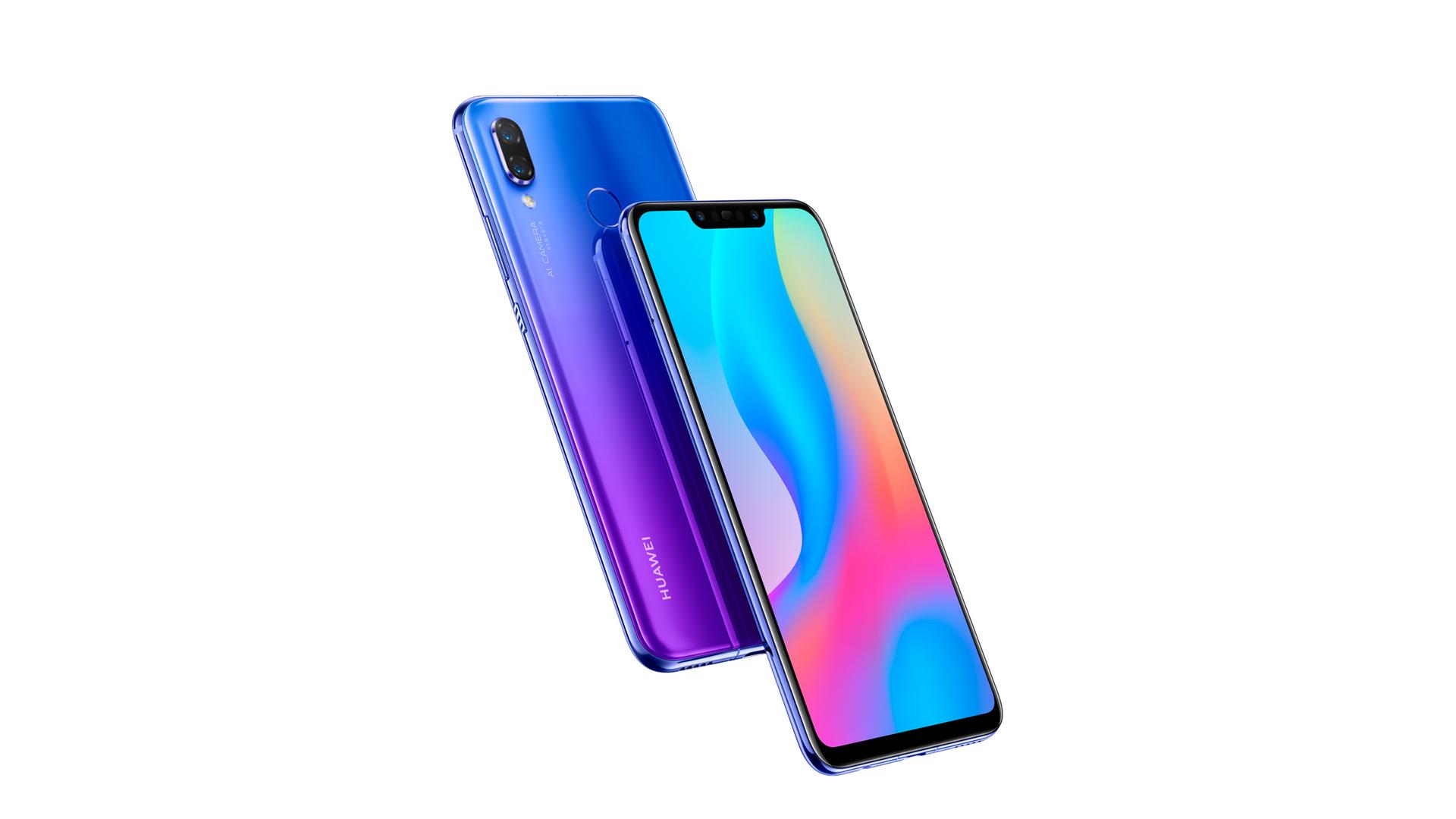 Huawei Nova 3 2
