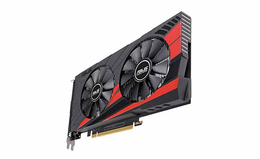 Tarjeta gráfica Asus GeForce EX GTX1050 Ti 4GB PCI-e