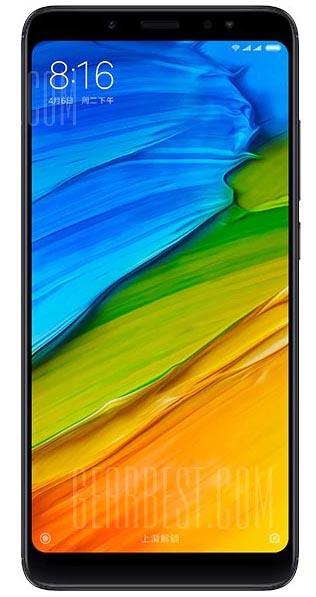 [DEAL] Gran descuento en Xiaomi Redmi Note 5 4G Phablet: Revisión de GearBest