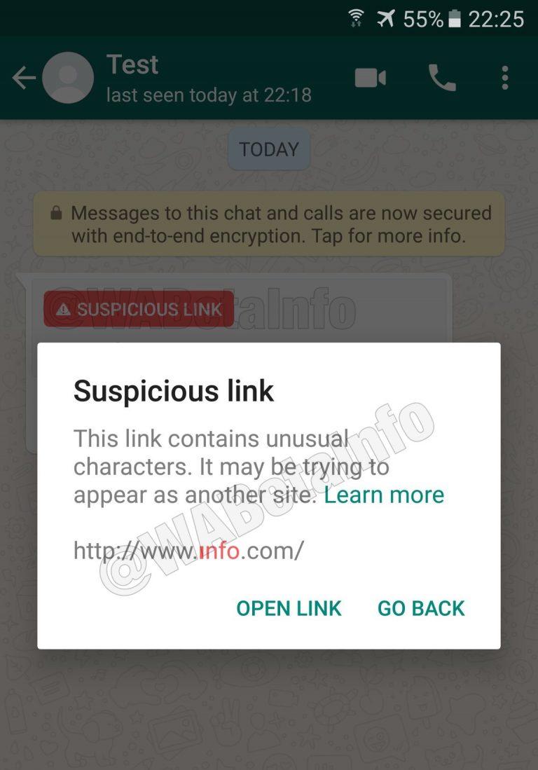 WhatsApp Beta v2.18.204