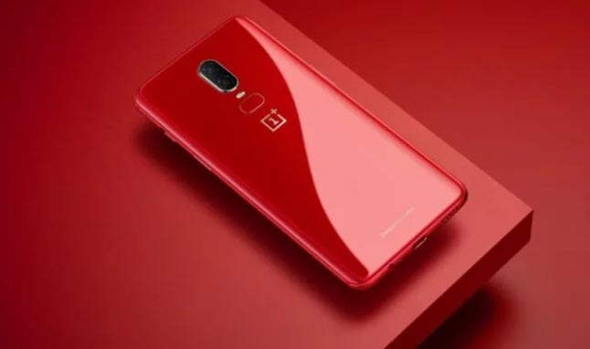 Nuevo OnePlus 6 Amber Red Todo listo para su lanzamiento: ¿será costoso ...?