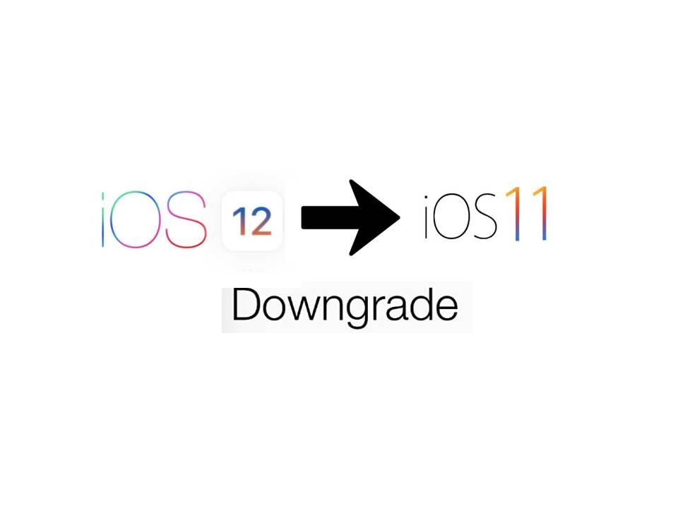 Cómo degradar la versión beta pública de iOS 12 a iOS 11 en cualquier dispositivo Apple