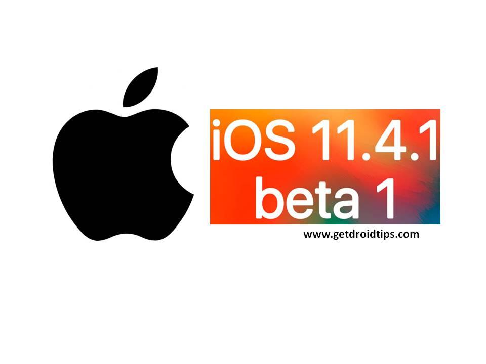 Cómo descargar iOS 11.4.1 Beta 1 sin cuenta de desarrollador