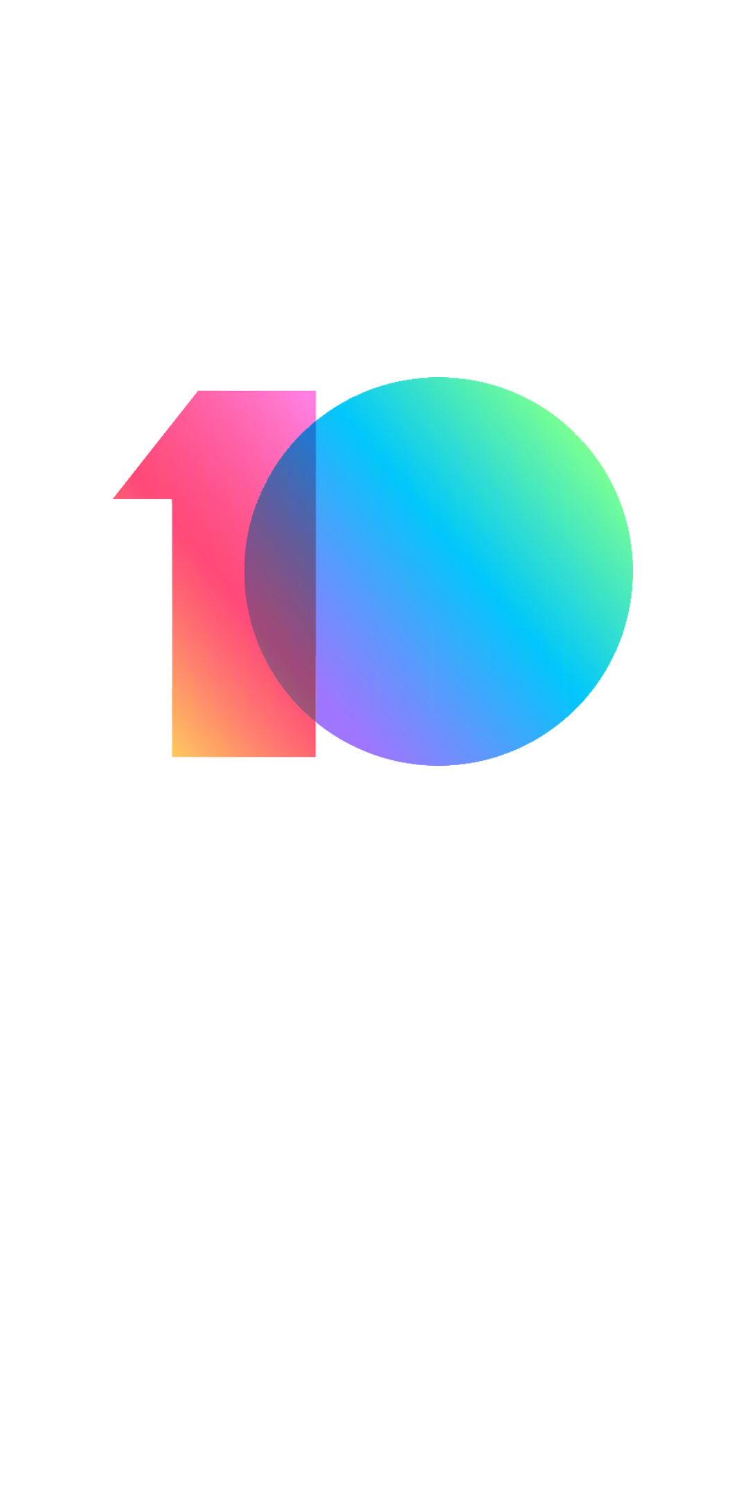 Descargar MIUI 10 Stock Wallpapers [Complete Collection]