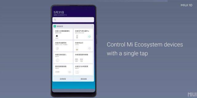 MIUI 10 Dispositivos compatibles