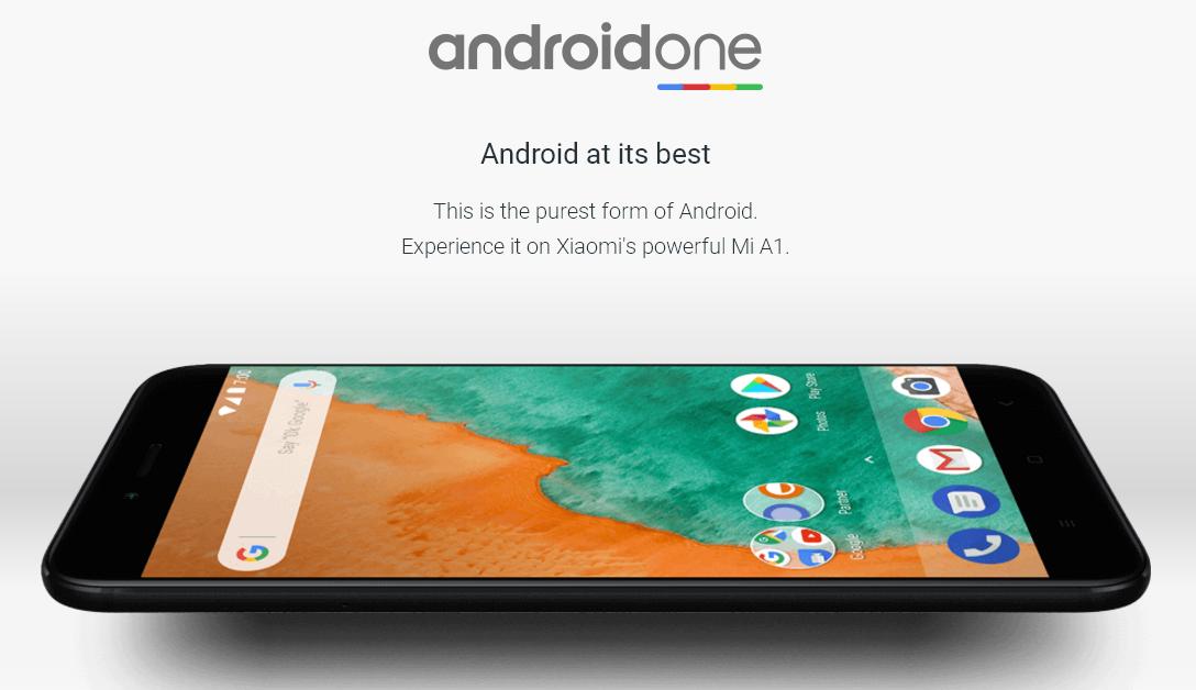 Xiaomi planea actualizar su 'arsenal' con dos dispositivos Android One más