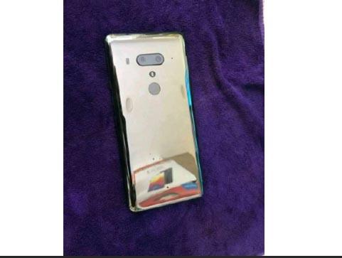 Últimas fotos del HTC U12 Plus filtradas: trae cámara dual en la parte posterior y frontal