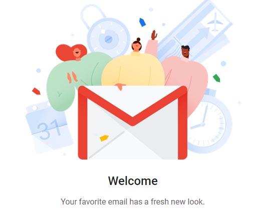 La última actualización de Gmail para escritorio ofrece respuesta inteligente y modo confidencial