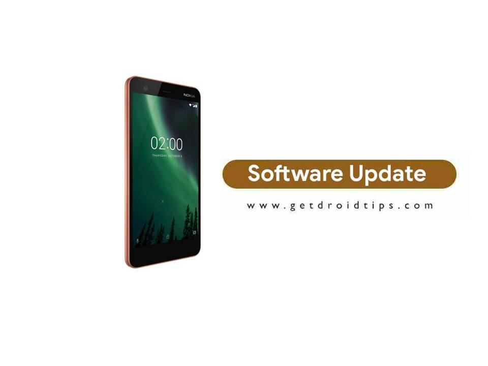 La actualización del parche de seguridad de Nokia 2 de abril de 2018 ya está disponible