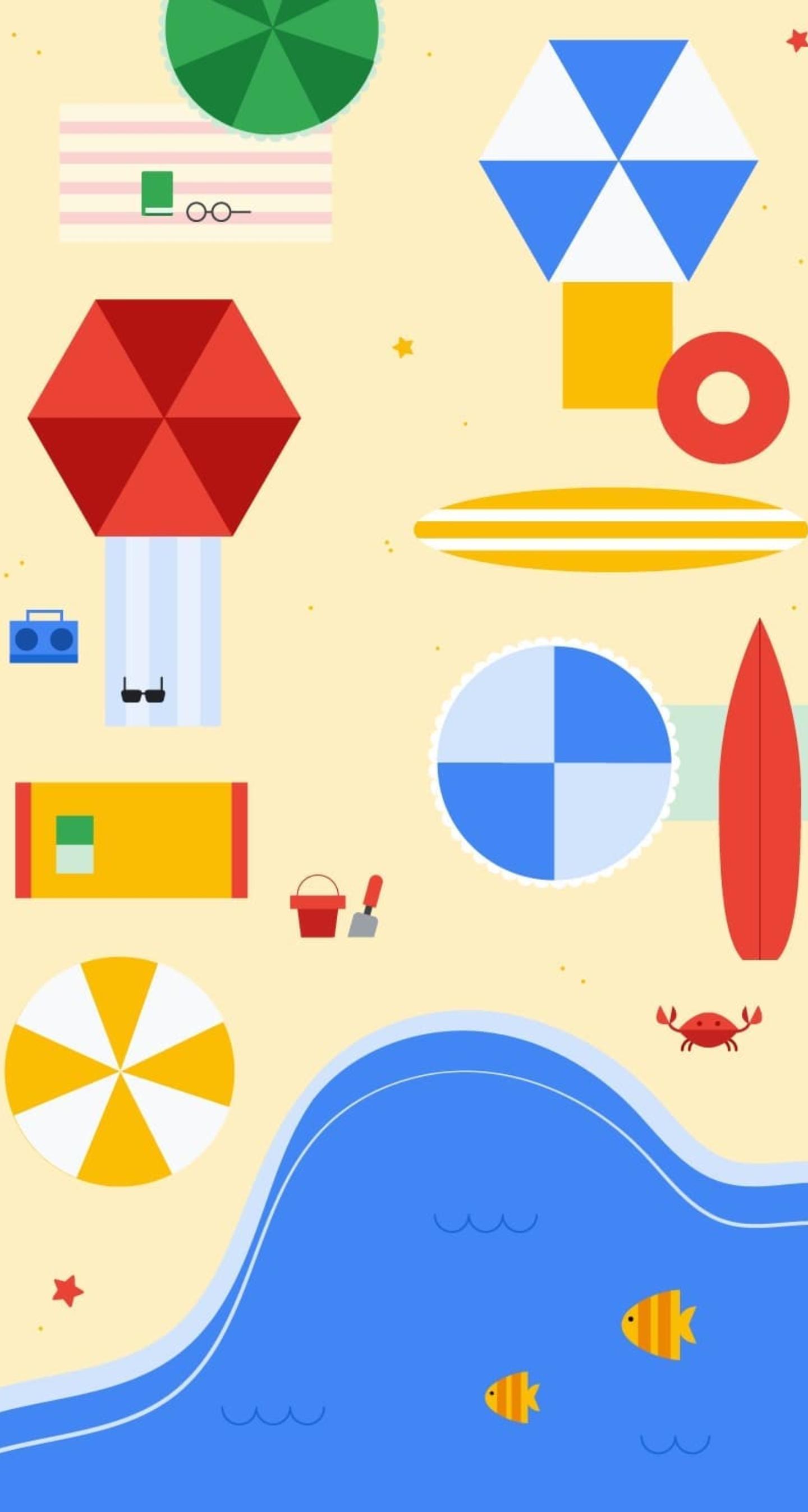 Google Spring 2018 Fondos de pantalla