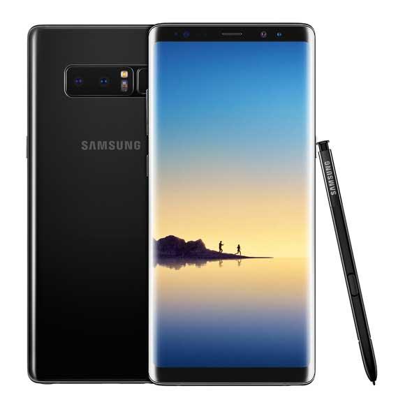 Samsung registró la marca Galaxy Note 9 en Colombia
