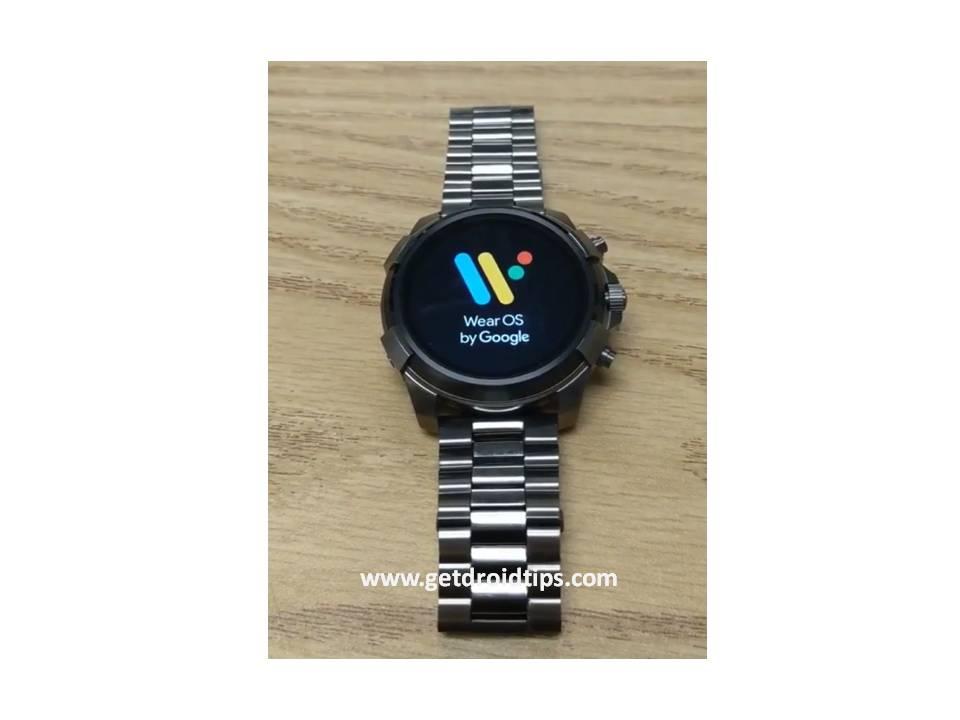 Lista de relojes inteligentes que recibirán la actualización del sistema operativo Google Wear