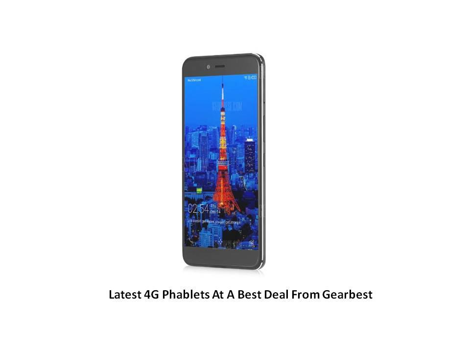 [DEAL] Top 3 Phablets 4G que puedes comprar de Infinix Review: GearBest