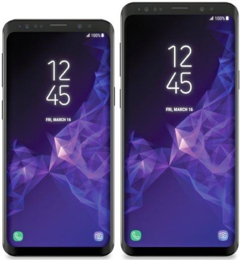 Instale el tema Samsung Galaxy S9 para dispositivos Huawei EMUI 5 y 4.X