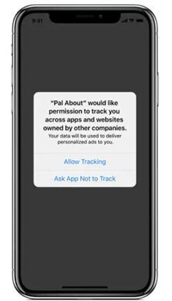 aplicaciones de seguimiento de anuncios