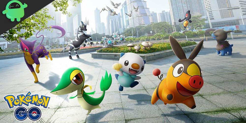 Los 10 mejores Pokémon del futuro de la sexta generación llegarán a Pokémon GO