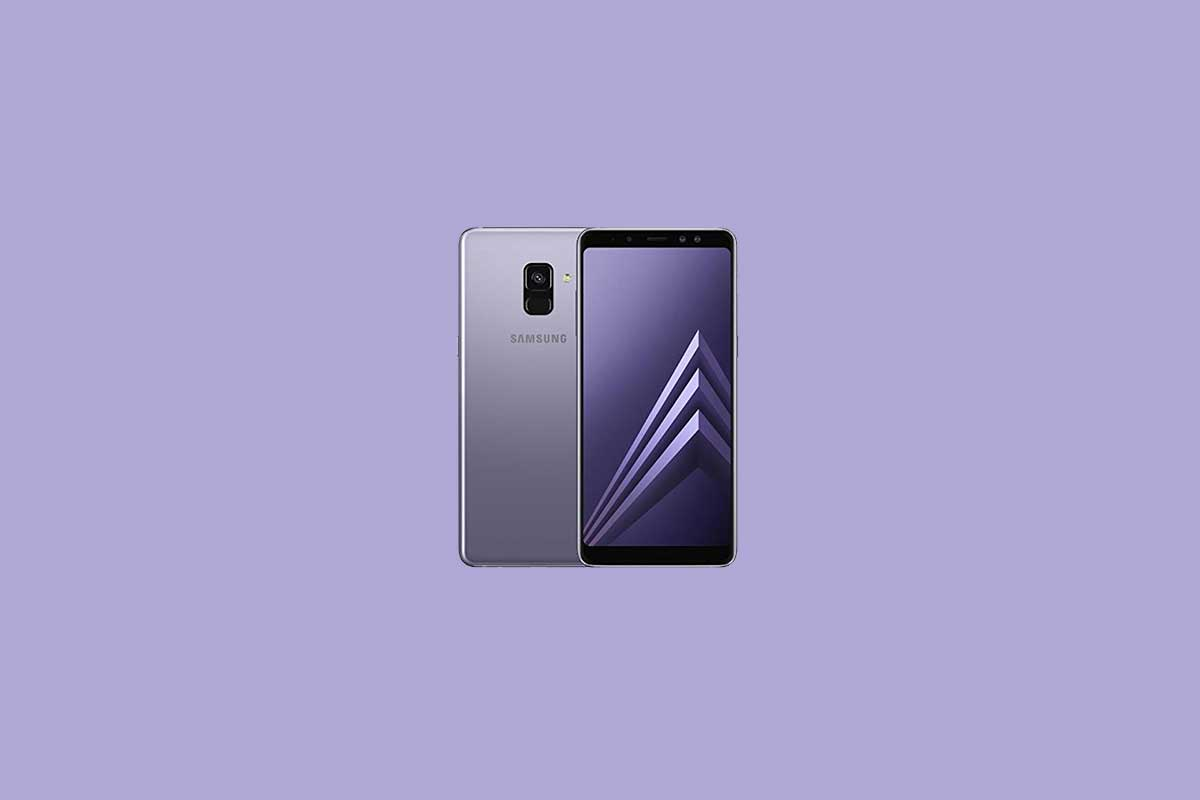 A530FXXU3BRI4: October 2018 Security Patch for Galaxy A8