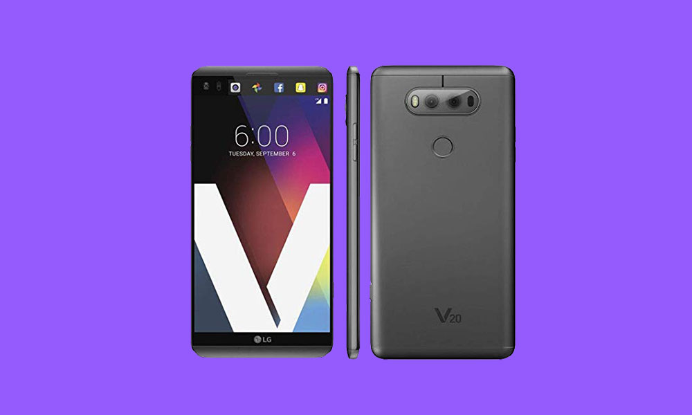 LG is testing LG V20 Android 9.0 Pie Beta in South Korea