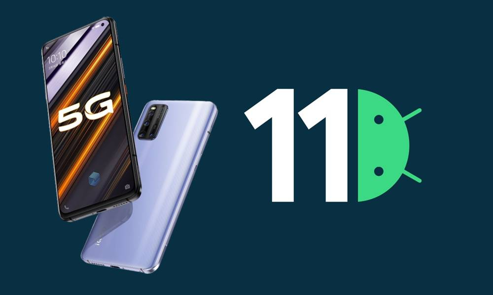 Vivo iQOO 3 android 11