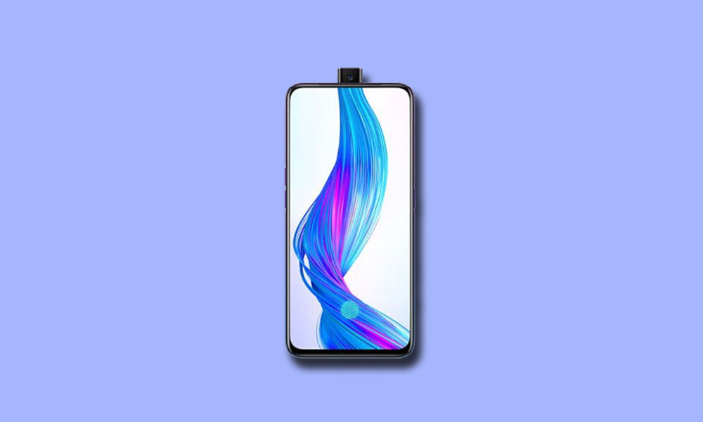 Realme X September 2019 Security patch update: RMX1901_11.A.18_0180
