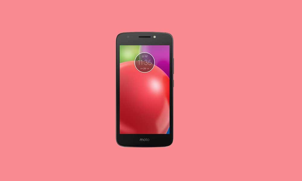 Verizon Moto E4 Gold July 2019 Security Patch Update: NDQS26.69-64-11-13