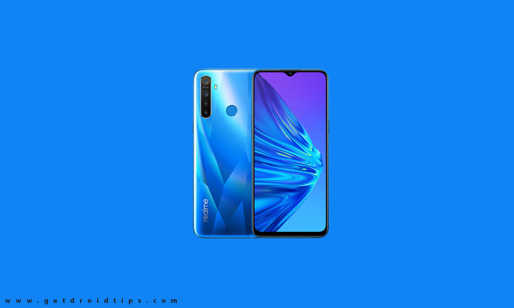 RMX1911EX_11_A.18 October 2019 security patch for Realme 5