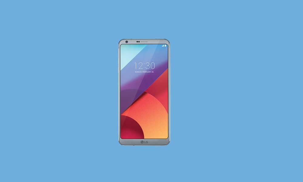T-Mobile LG G6 January 2019 Security Patch Update: H87220G