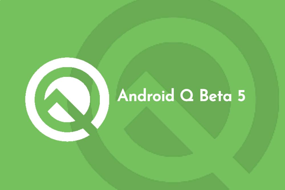 Android Q Beta 5 se implementa para todos los teléfonos Google Pixel