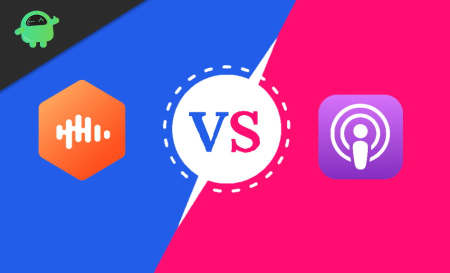 Apple Podcasts vs Castbox Best Podcast App for iOS and iPadOS