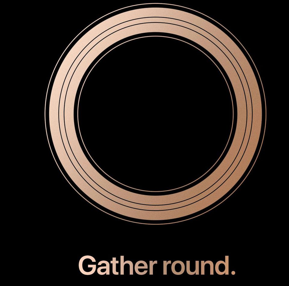 iPhone 2018 September Launch