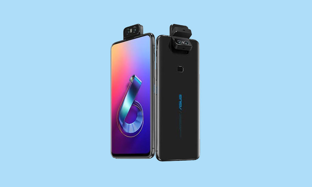 Asus Zenfone 6 (Asus 6Z) receives a new Android 10 update with version 17.1810.1910.68