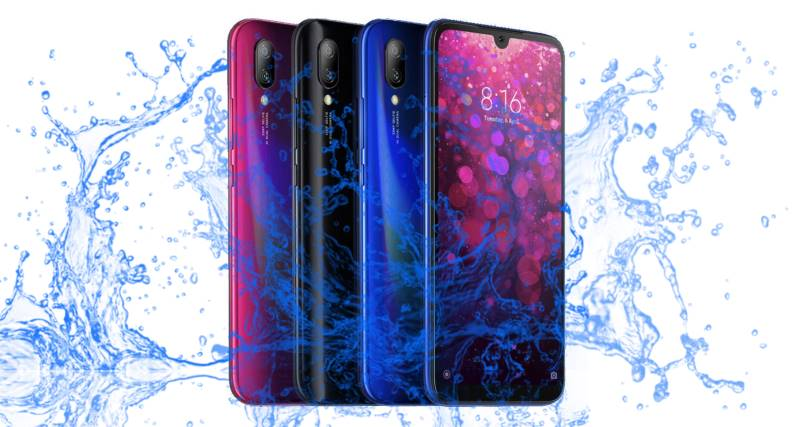 Find out if Xiaomi Redmi Y3 is a waterproof device