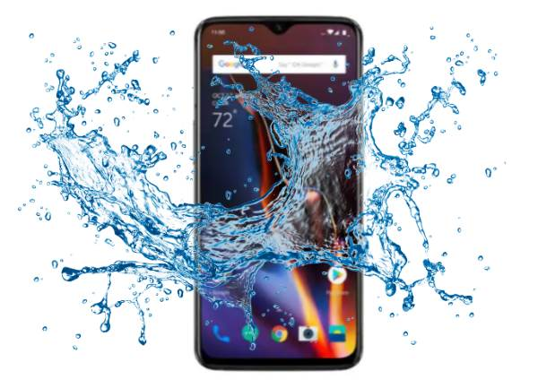 Find Out if OnePlus 6T Waterproof device? - Waterproof test