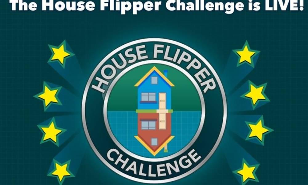 House Flipper Challenge bitlife