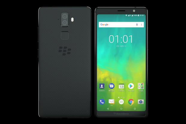 BlackBerry Evolve2