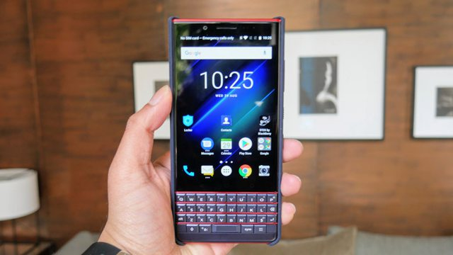 BlackBerry Key2 LE with Snapdragon 636, 4 GB of RAM arrives in India