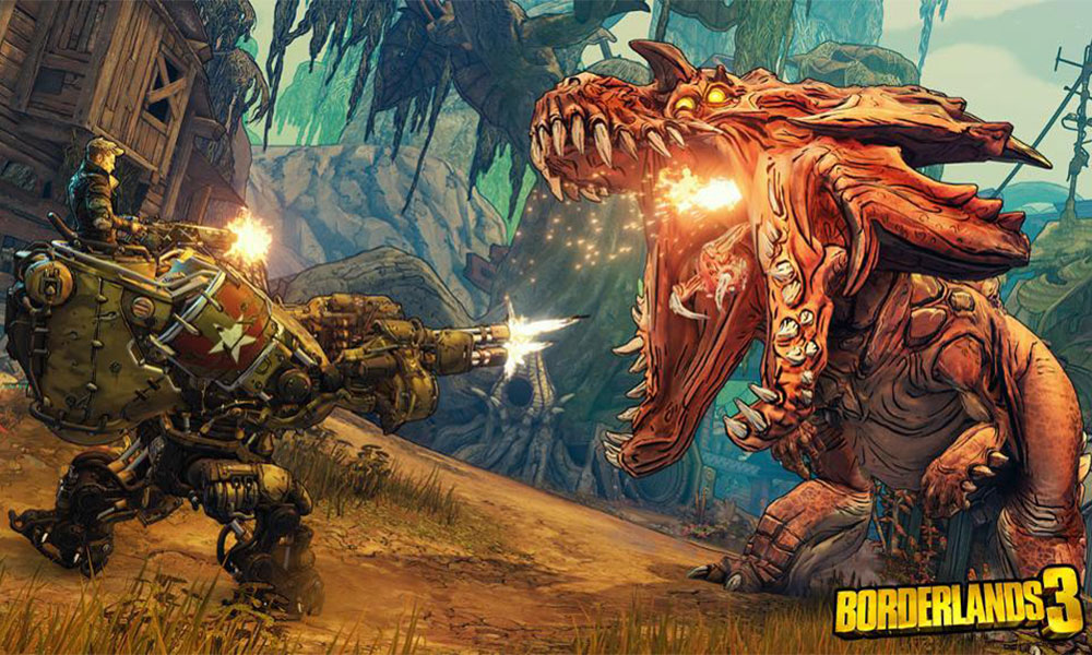 Borderlands 3: Fix Network Error Feature Requires All Active Players