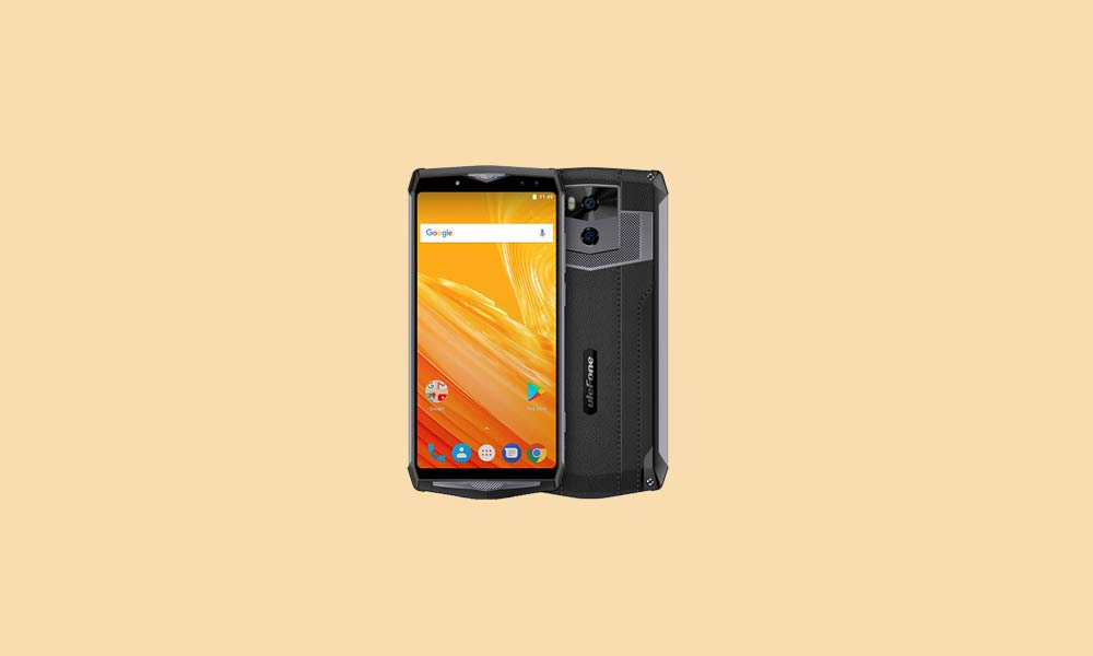 ByPass FRP lock or Remove Google Account on Ulefone Power 5
