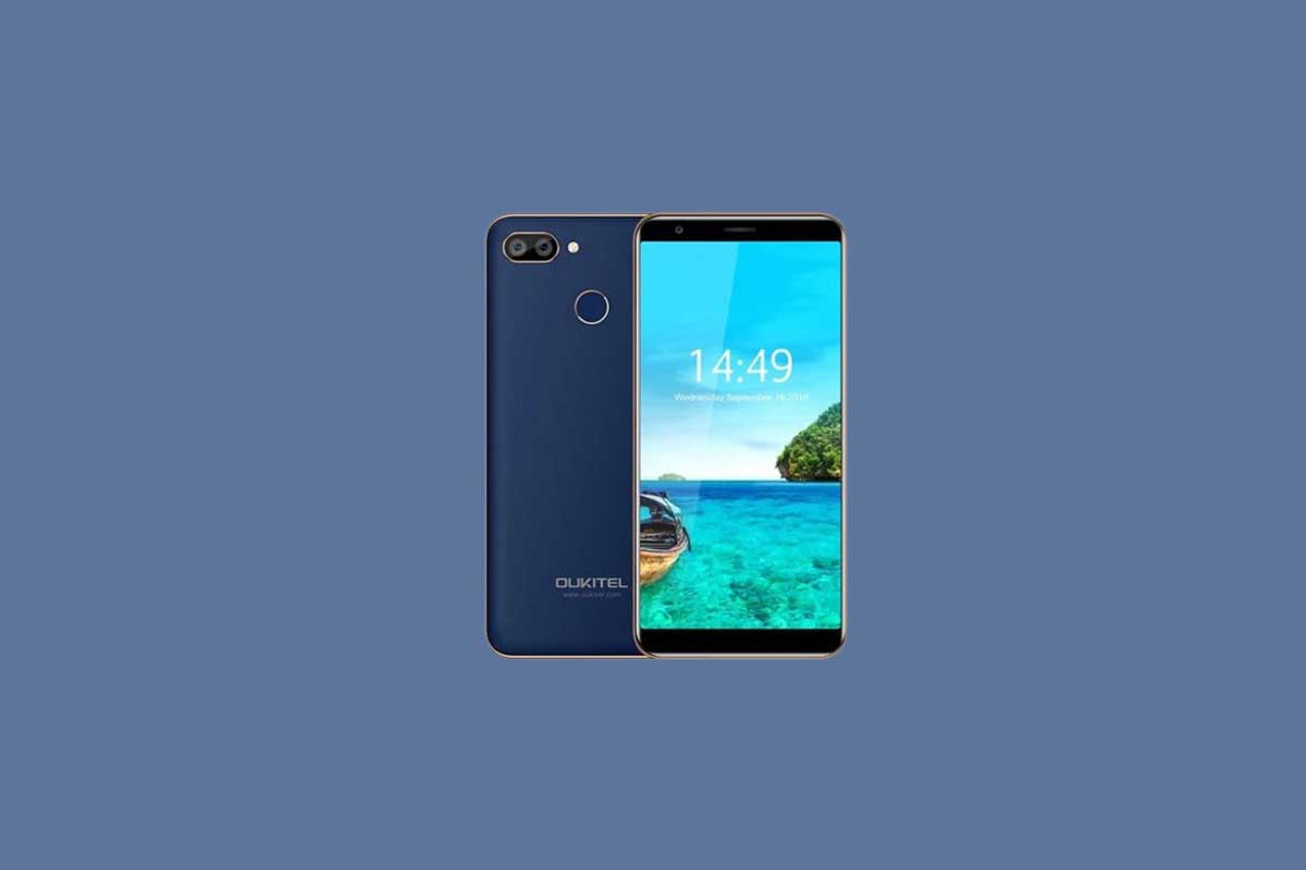 ByPass FRP lock or Remove Google Account on Oukitel C11