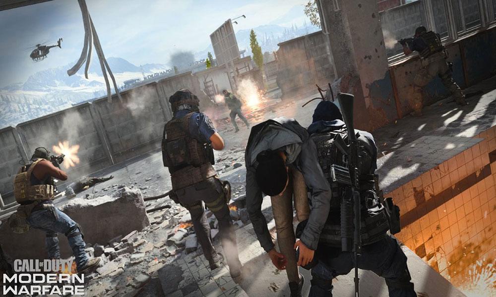 Call of Duty: Modern Warfare Error Code Vivacious: Is there a fix?