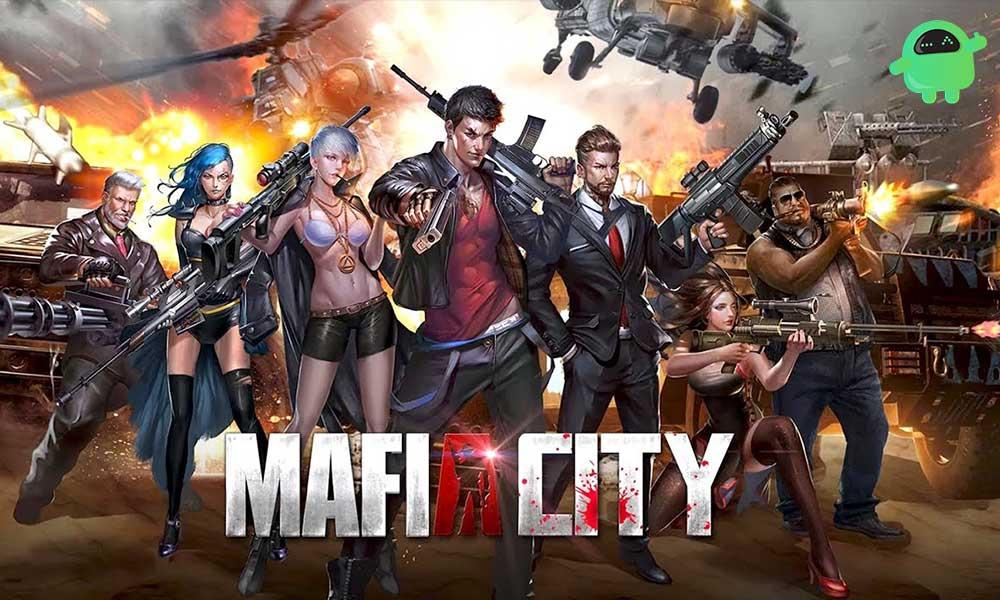 Ciudad de la mafia: lista de códigos de canje / intercambio - junio de 2020