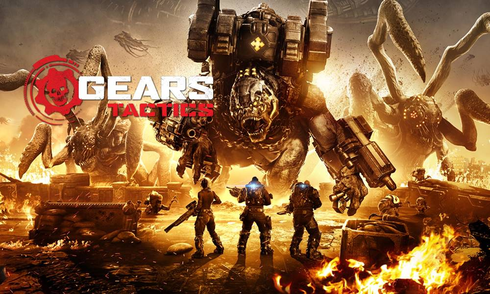 gears tactics error codes
