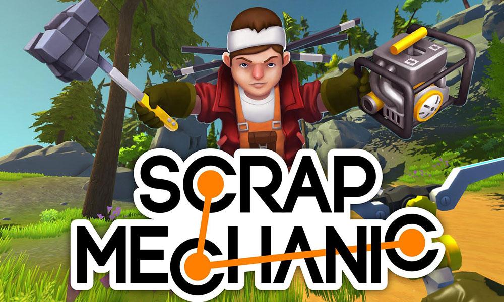 Scrap Mechanic Error code 70: Fix Multiplayer or Co-op mode error