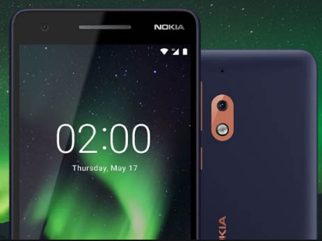 Código fuente del núcleo Nokia 2.1