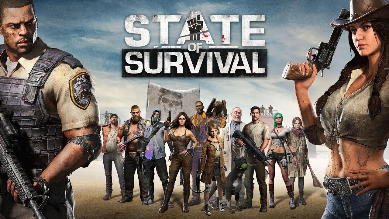 State of Survival Gift Redeem codes - June 2020