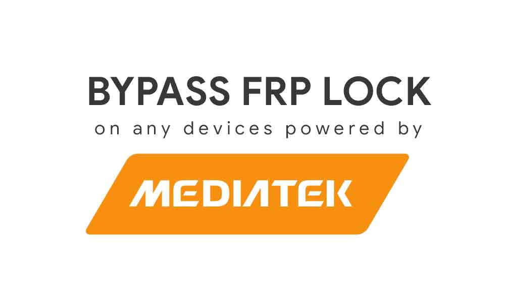 How to ByPass FRP Google Account on any MediaTek devices using SP Flash tool