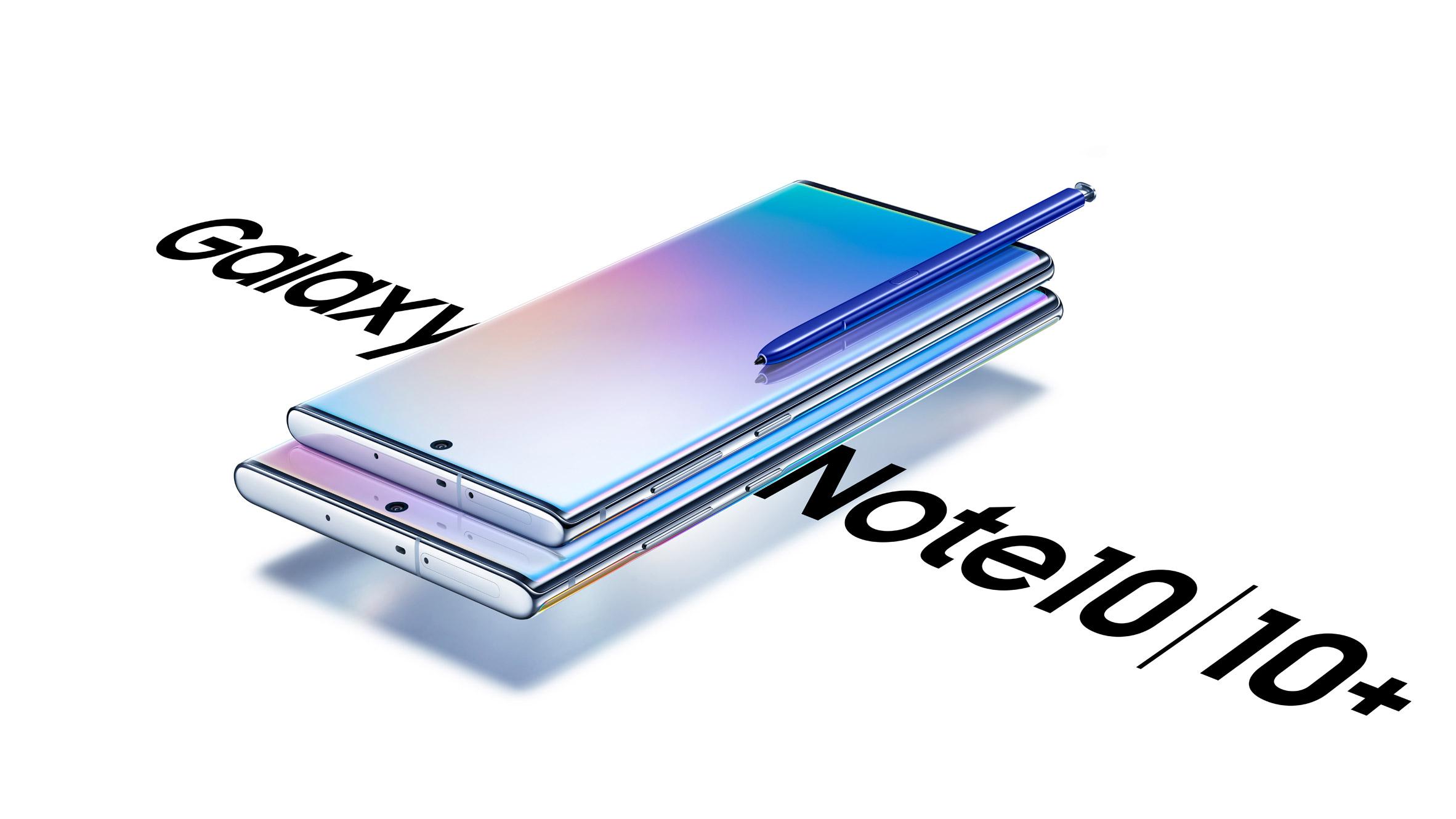 Cómo Screen Mirror To Smart TV en Samsung Galaxy Note 10 con la aplicación Samsung Smart View